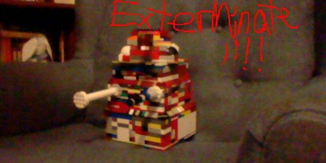 LegoDalek