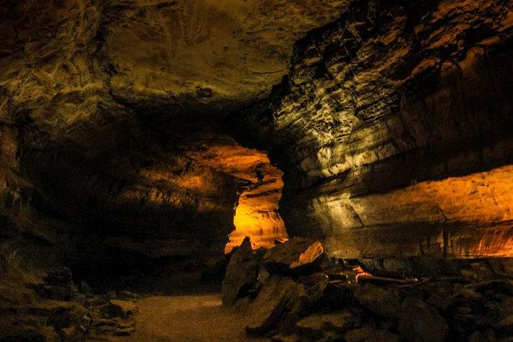 Tennessee and Mammoth Cave Revisited